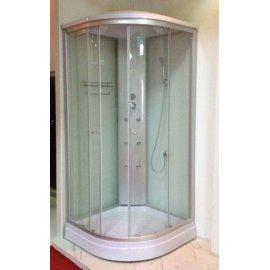Exterior de ducha de vapor 900 x 900 x 2150 mm exterior de la sala