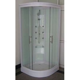Cristal templado cristal de la venta directa de la fábrica cabina de ducha