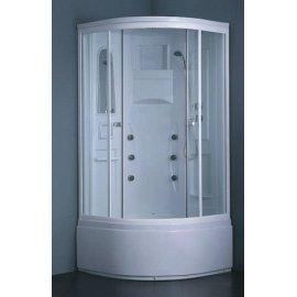 900 x 900 x 2180 mm ABS plato de ducha Spa deslizante ducha