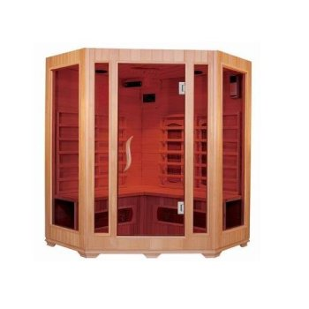 Sn-02 con puerta de infrarrojos Sauna