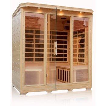 1750 x 1350 x 1900 mm últimas vitalidad Sauna