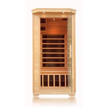 Moderna de vapor húmedo agradable Sauna