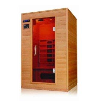 1200 X 1050 X 1900 mm Sauna y vapor combinado sala