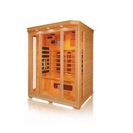 1530 x 1250 x 1900 mm Mini hogar sala de Sauna de vapor