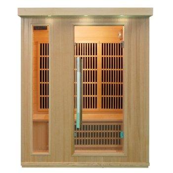 Sn-07 Sauna en casa y de vapor combinado sala