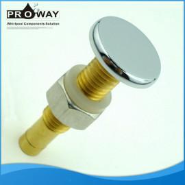Aj-004 D27mm cubierta de 4 mm de espesor las piezas del baño de chorro de aire para bañera
