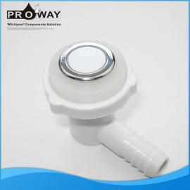 Aj-016b bañera de hidromasaje de accesorios piezas de chorro de aire del ventilador