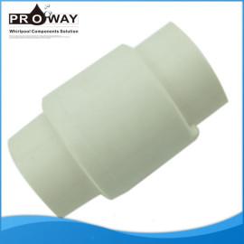 Bañera de presión de agua caliente válvula de retención