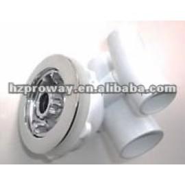 Métrica de hidromasaje de agua de la boquilla de chorro bañera Jets portátil de chorro de agua