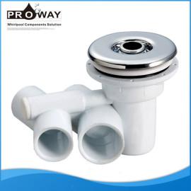 Material de construcción de hidromasaje de pulverización de acero inoxidable boquilla de chorro de agua