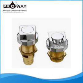 3 mm de diámetro exterior del tubo de conexión de la bañera piezas Spa interruptor del aire