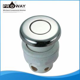 Whirlpool bañera accesorios PVC Body ss aire botón