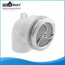 Bañera de hidromasaje Spa componente caliente PVC bañera chorro de agua con ventosa