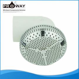 Bañera de hidromasaje aire sistema de circulación de la bañera Spa de agua de succión