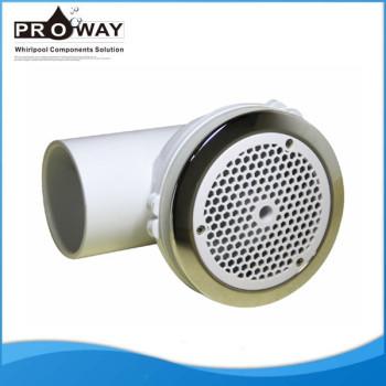 Bañera ventosa de hidromasaje Spa PVC drenaje