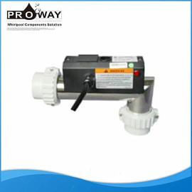 220 V 1KW para bañera de hidromasaje calentador de agua eléctrico
