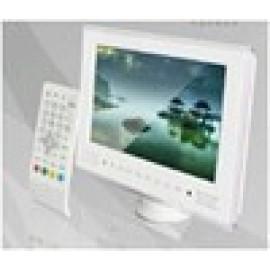Bañera de hidromasaje grande eléctrica pantalla de TV bañera TV