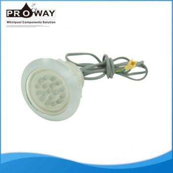 Bañera de hidromasaje RGB de la lámpara bañera de hidromasaje de luz LED