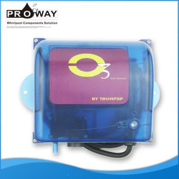 Bañera de hidromasaje bañera de hidromasaje aire sistema de tecnología de agua Micro máquina de ozono