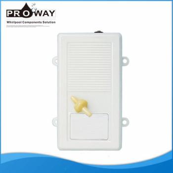 Bañera de componentes para bañera de hidromasaje aire sistema de baño pequeña máquina de ozono