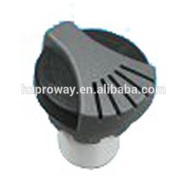 Spa accesorios negro ABSTop de la válvula de aire
