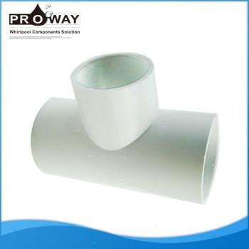 Spa de la bomba piezas de unión conjunta para el suministro de agua de PVC