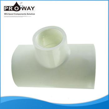 Spa de la bomba piezas de unión conector de unión de PVC