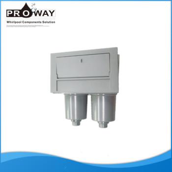 Gl7005 emparejado filtro ZX24215 SPA piezas de bañera de hidromasaje SPA Skimmer