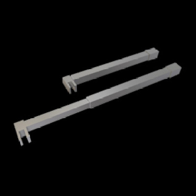 #304 S.S Shower Rod/LG002