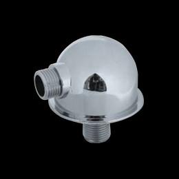 Chromed Shower Connector/PJ01