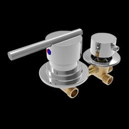 Shower Faucet Mixer/9001