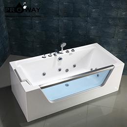 Freestanding Massage Bathtub /PR8840