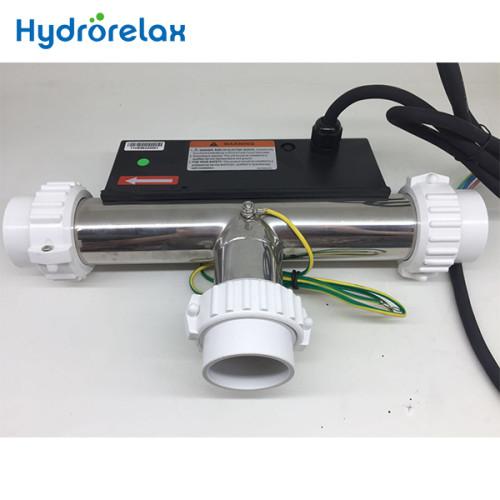 Spa Accessories 3 KW Flow Type Spa Heater