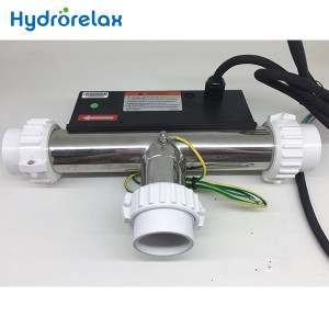 Hot Tub Spa Accessories Flow Type Spa Heater