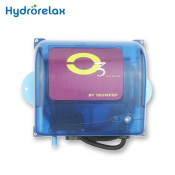 Ozonator Spa 300mg Per Hour Attached 1 Piece Check Valve 1.5m PVC Hose Spa Ozonator