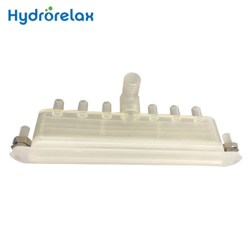 With Led Light Spa Led Light Plastic Waterfall