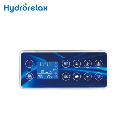 Electric controller Spa Bathtub System Control Panel Display Panel