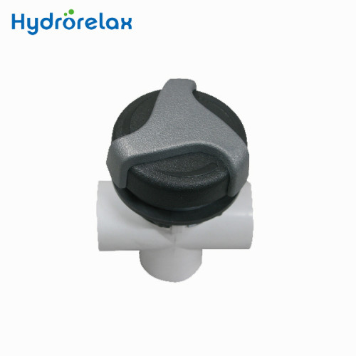 Bathtub whirlpool spa Components 3-Way Diverter Water Valve