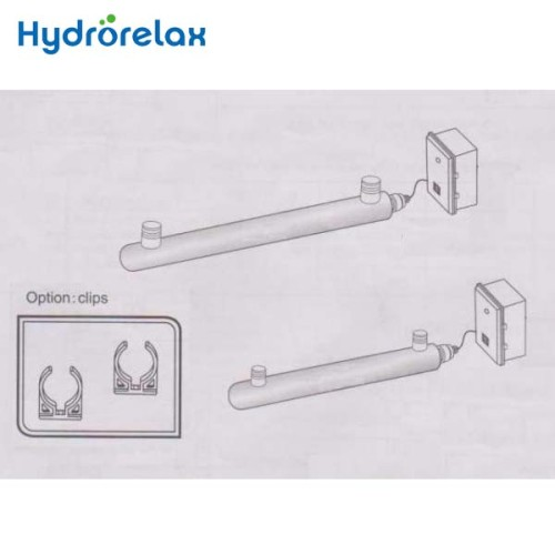 SPA Accessories Anti-germ Ultraviolet LED Germicidal Lamps