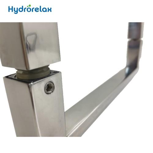 Furniture Square Door Handle Bathroom Stainless Steel Cabinet Pull Hardware