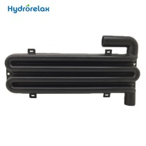 Black safety loop for bathtub 40cm height PVC Suction Hose Pipe
