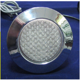 Whirlpool lámpara subacuática bañera ABS cubierta LED Bath Light