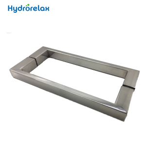 Furniture Square Door Handle Bathroom Stainless Steel Cabinet Pull Hardware