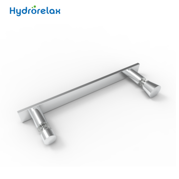 Furniture Square Door Handle Bathroom Stainless Steel Cabinet Pull Handle
