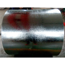 ASTM A653M Galvanized steel coil