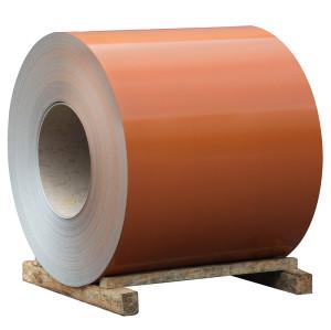 Parepainted galvanized steel coil