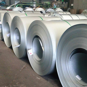 Aluminum zinc coating steel coil
