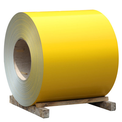 Cold rolled PPGL color coated steel coil