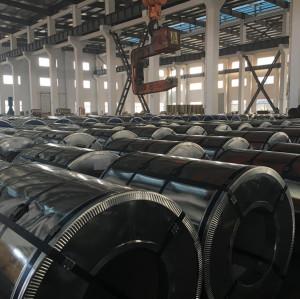 HDG Steel Coils