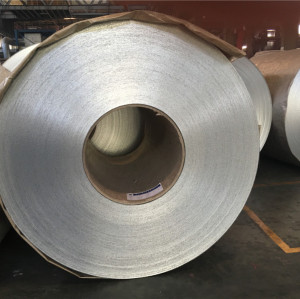 Z80 Zinc Coated galvanized steel coil